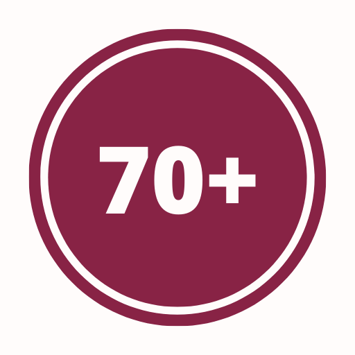 70 Plus - Online Degrees